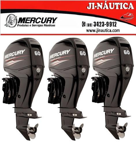 motor de popa mercury - 60 elpt efi 4 stk