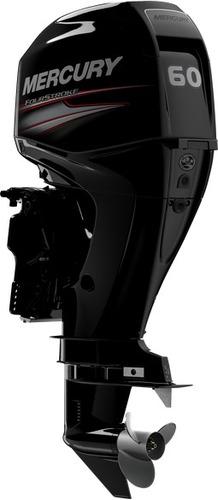 motor de popa mercury 60 hp elpt efi ct bt 4tempo  zero 2018