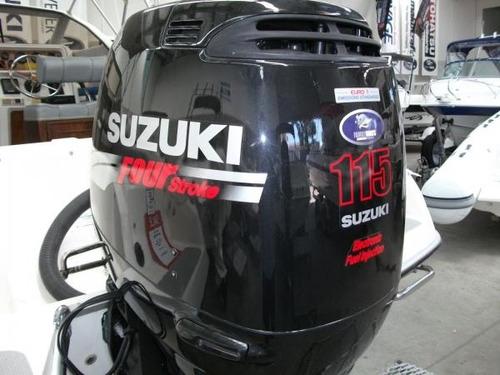 motor de popa suzuki 115 hp 4 tempos ano 2018