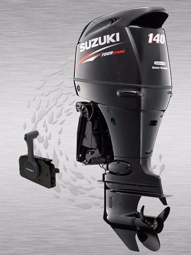 motor de popa suzuki 140 hp 4 tempos