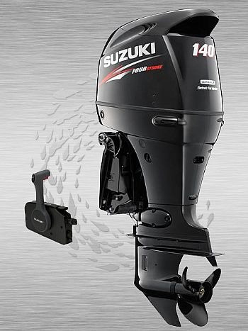 motor de popa suzuki 140hp 4 tempos okm   ( injeçao )