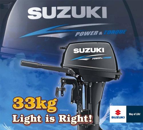 motor de popa suzuki 15 hp okm ( melhor preço do brasil )