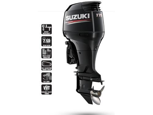 motor de popa suzuki 175 hp 4 tempos ano 2018