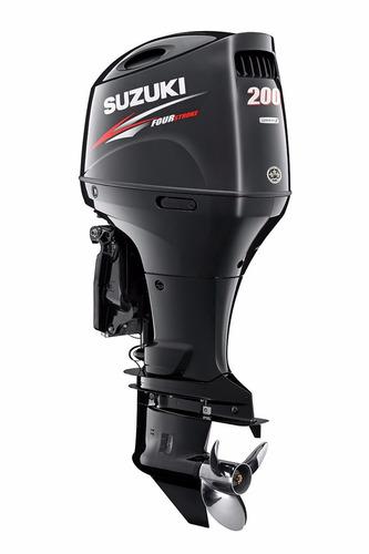 motor de popa suzuki 200 hp 4 tempos