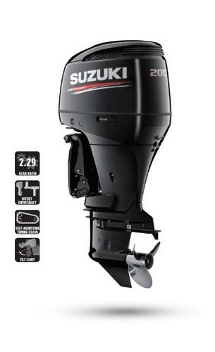 motor de popa suzuki 200 hp - df200 4t (6 cil)