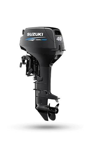 motor de popa suzuki 40 hp - dt40wrs 2t