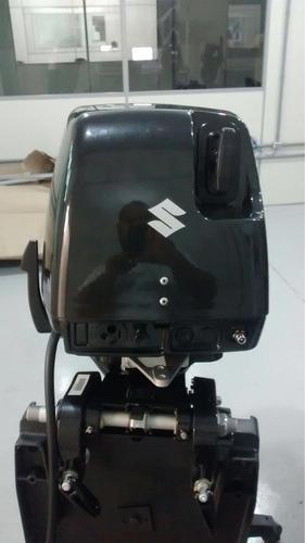 motor de popa suzuki 40 hp lançamento 2018, comando a dist.