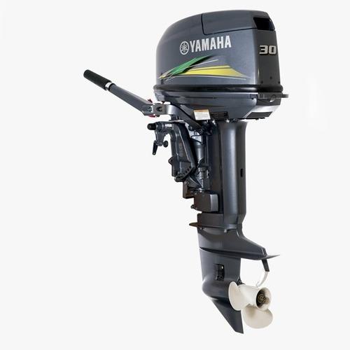 motor de popa yamaha 30 h hp  12 x no cartâo