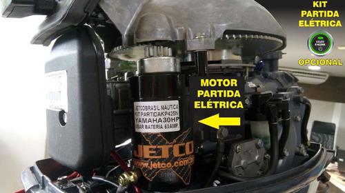 motor de popa yamaha 30 hp  2018 nao mercury nao evinrude