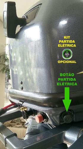 motor de popa yamaha 30hp - 30hmhs - 2019 - 12 x no cartão