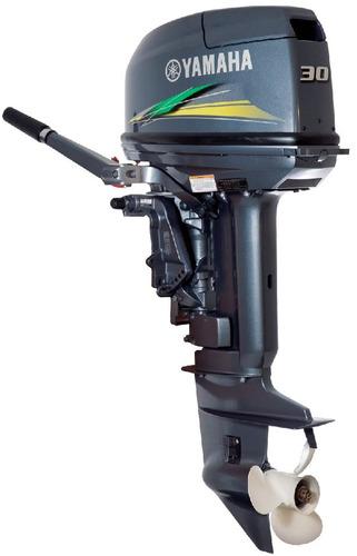 motor de popa yamaha 30hp - modelo novo 30hmhs - 2018