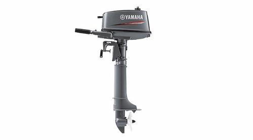 motor de popa yamaha 4 hp  - 4acmhs - 2018 - 12 x no cartão