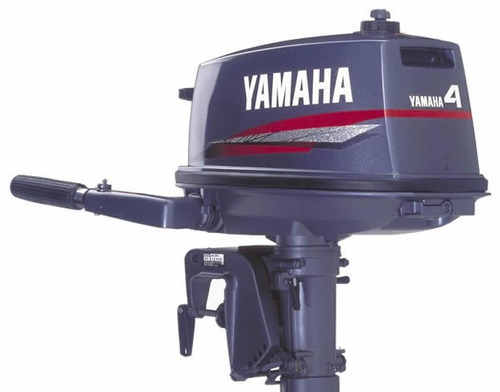 motor de popa yamaha 4 hp ñ evinrude mercury jhonson