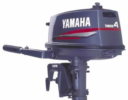 motor de popa yamaha 4 hp - # zero na caixa #