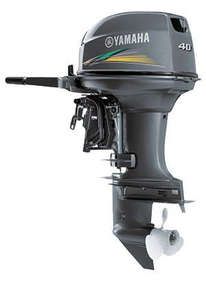 motor de popa yamaha 40 hp  40amhs 2020 nao mercury evinrude