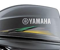 motor de popa yamaha 40 hp amhs 2 tempos  (sp)