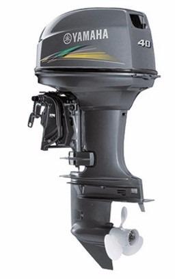 motor de popa yamaha 40hp 2t novo à pronta entrega