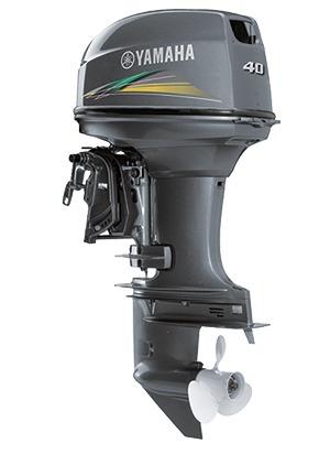motor de popa yamaha 40hp - 40aws - 2019 - 12 x no cartão
