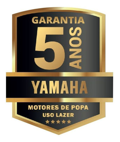 motor de popa yamaha 4hp - modelo novo -  4acmhs - 2020