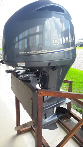 motor de popa yamaha f 150 hp fehds 4 tempos