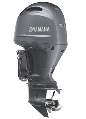 motor de popa yamaha fl 150 hp detx 4 tempos