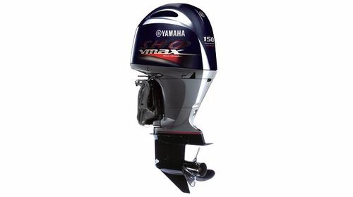 motor de popa yamaha vf 150 hp vmax - 4 tempos