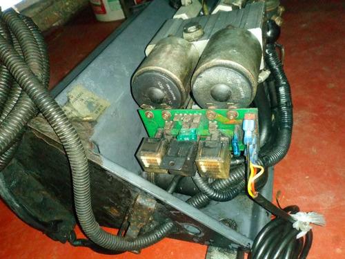 motor de rampa hidráulica de 24 voltios