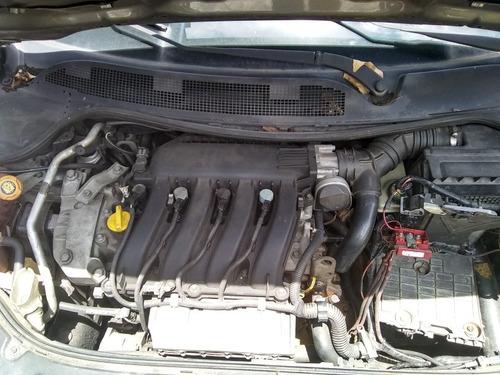 motor de renault megane ii