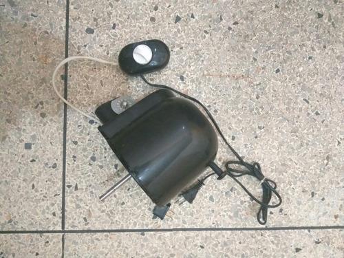 motor de ventilador huracán 18 pul (220 volts)