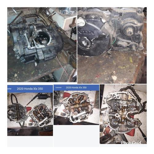motor de xlx 350