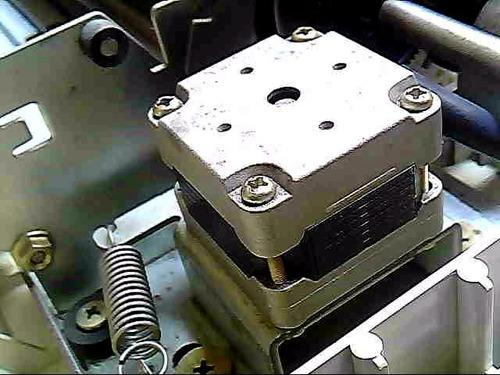 motor del cabezal   de impresora epson fx 1050