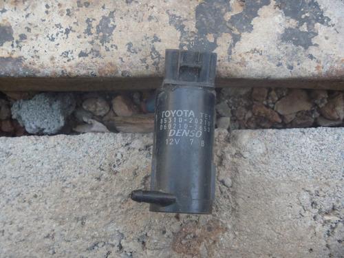 motor del envase del limpia parabrisa de toyota original