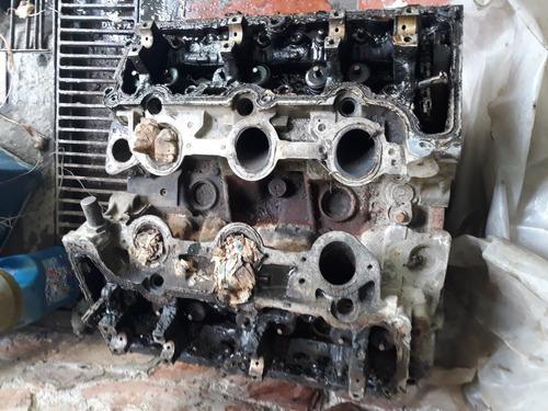 motor desarmado 4.0 standar. ford soch.4 cadenas.