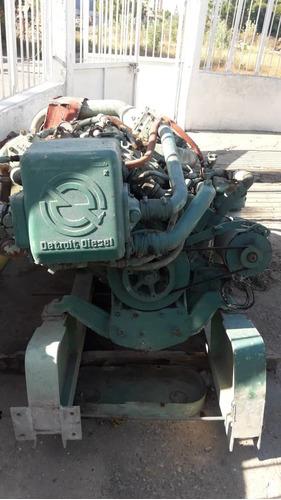 motor detroit 671