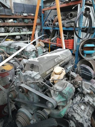motor detroit diesel serie 60 y mas partes de autobus