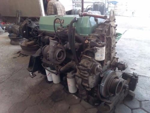motor detroit serie 60 ddc2 en estandar jalando al 100%