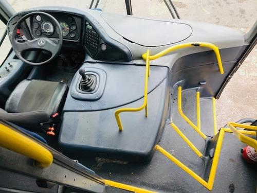 motor dianteiro m.benz of1722 marcopolo g6 1050 vipbus