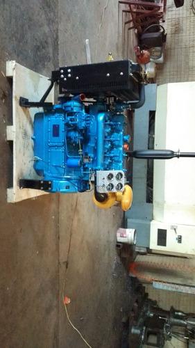 motor diesel 45  hp. marca ricardo