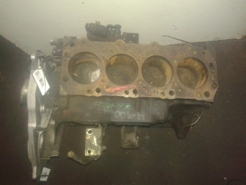 motor diesel block 2.5 hyundai h100 1998 - 2003
