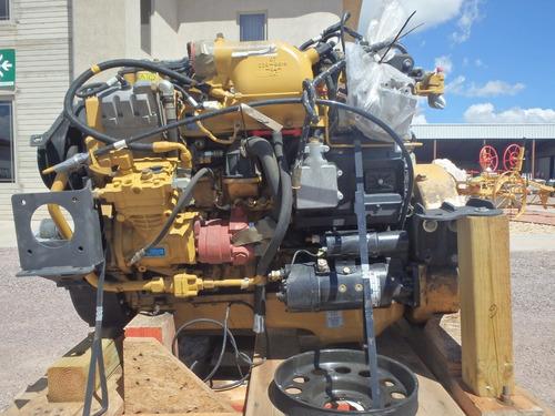 motor  diesel c7 300 hp para maquinaria pesada folio 12044