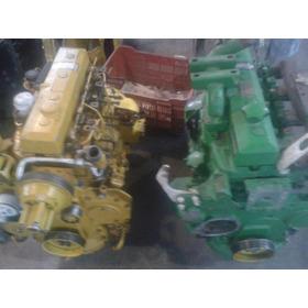 Motor Diesel Caterpillar D334