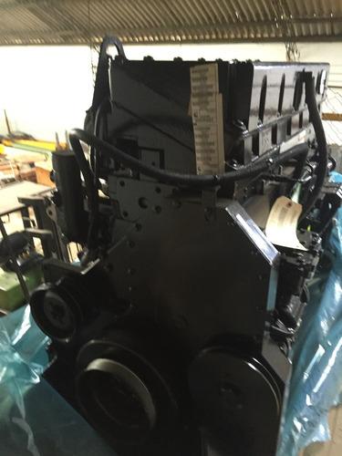 motor diesel cummins new ism 420 p5-1 euro 3 411 hp 1900 rpm