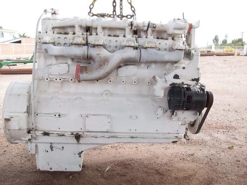 motor diesel cummins nhc250 240hp 6 cilindros
