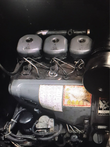 motor diesel deutz fl912/913 impecable envios al interior