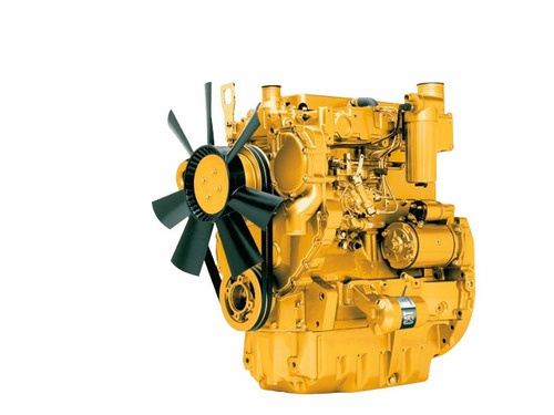 motor diesel escavadeira caterpillar 312 cl