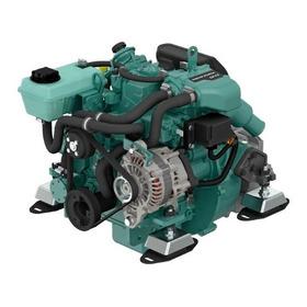 Motor Diesel Veleiro Volvo Penta D1 20hp Sem Transmissão