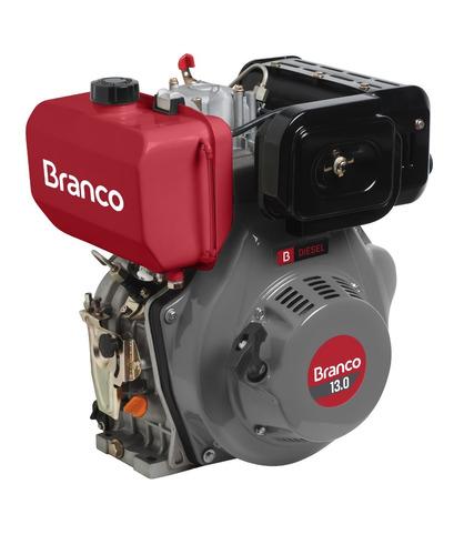motor diesel/bio diesel 13 hp branco para barco eixo central