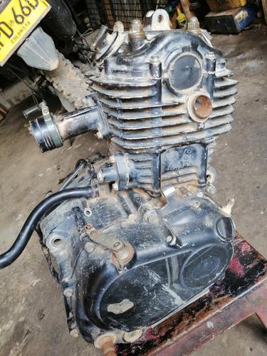 motor discover 135 usado
