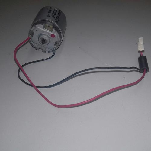 motor do carro de impressão hp photo smart c4480