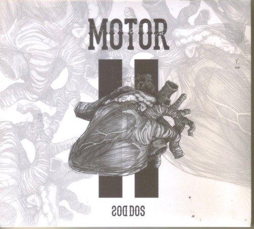 motor - dos ( stoner rock mexicano ) cd ex guillotina
